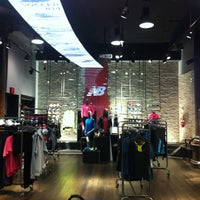 Photo taken at New Balance NYC Flagship Store by Pete F. on 9/10/2012