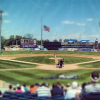 Photo taken at Fifth Third Ballpark by Dave C. on 6/24/2012
