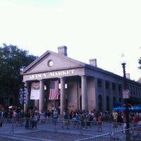 Photo taken at Faneuil Hall Marketplace by Steven W. on 7/11/2012