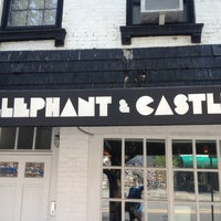 Photo taken at Elephant & Castle by Rob B. on 5/26/2012