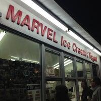 Photo taken at Marvel Ice Cream by Lori K. h. on 6/10/2012