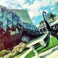 Photo taken at The Dali Museum by Amanda L. on 9/11/2012