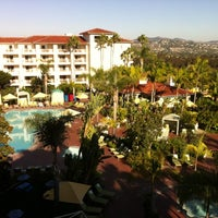 Photo taken at Park Hyatt Aviara Resort by Deb S. on 10/27/2011