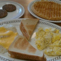 Photo taken at Waffle House by Gary P. on 3/9/2012