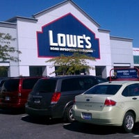 Photo taken at Lowe's Home Improvement by George F. on 10/5/2011
