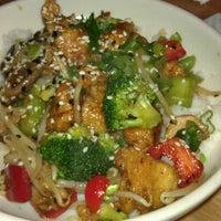 Photo taken at Lazy Dog Restaurant & Bar by Angela V. on 8/31/2011