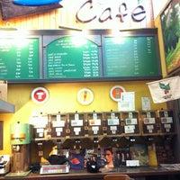 Photo taken at Armazém do Café by solange s. on 3/30/2012