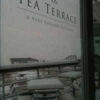 Photo taken at The Tea Terrace by Jonny H. on 2/11/2012