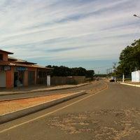 Photo taken at Pousada Praia da Hípica by Fe R. on 7/11/2012
