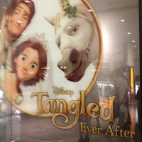 Photo taken at Disney Store by Wesley B. on 3/7/2012