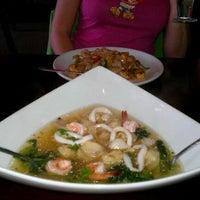 Photo taken at Talay Thai by Sarah L. on 9/20/2011