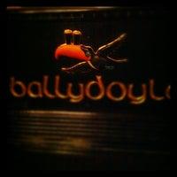 Photo taken at Ballydoyle Irish Pub by Daniel P. on 2/24/2012