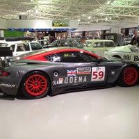 Photo taken at British Motor Museum by Juan D. on 8/29/2012