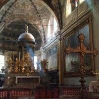 Photo taken at Chiesa di San Marco by Alex S. on 4/8/2012