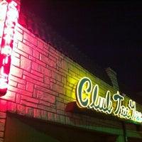 """Photo taken at Club Tee Gee by Derek """"d☊rewreck"""" Schaefer on 4/10/2011"""
