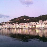 Photo taken at El Port de la Selva by Miquel C. on 12/7/2011