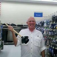 Photo taken at Walmart Supercenter by Ashley M. on 9/25/2011