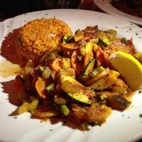 Photo taken at Turkish Cuisine by Kirsten P. on 2/18/2012