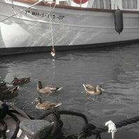 Photo taken at Puerto de Addaya by Mialterego5 on 8/15/2012