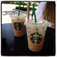 Photo taken at Starbucks by Becca F. on 6/16/2012