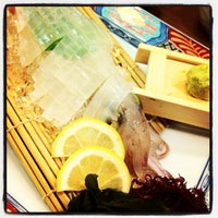 Photo taken at 中洲海鮮 さかな市場 by Hideyuki K. on 8/6/2012