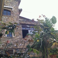 Photo taken at Galena Mas Comangau Hotel Begur by David M. on 12/10/2011