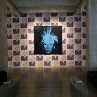 Photo taken at Andy Warhol Museum by Marco M. on 1/28/2012