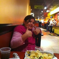 Photo taken at Moe's Southwest Grill by Jennifer S. on 12/8/2011