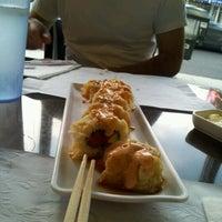 Photo taken at Hara Sushi by Ardalan S. on 3/29/2012