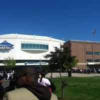 Photo taken at Webster Bank Arena by Nammer on 5/6/2012
