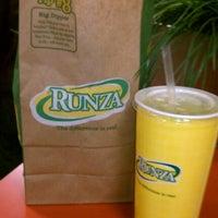 Photo taken at Runza by Matt K. on 10/28/2011