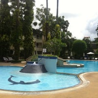 Photo taken at Thara Patong Beach Resort & Spa, Phuket by GoldenVision Q. on 9/19/2011