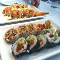 Photo taken at Sushi King by Wang S. on 6/22/2012