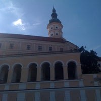 Photo taken at Zámek Mikulov by Jiří P. on 8/12/2011