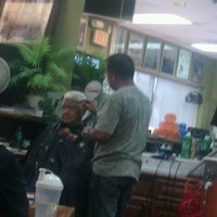 Photo taken at Rabelo's Barber Shop by Joseph F. on 9/15/2011