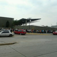 Photo taken at ADO - Central de Autobuses Tampico by Luis Angel F. on 7/1/2012
