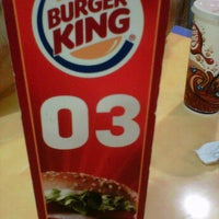 Photo taken at Burger King by Montserrat O. on 1/2/2012