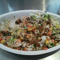 Photo taken at Chipotle Mexican Grill by Chris B. on 10/21/2011