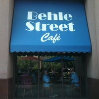 Photo taken at Behle Street Cafe by Tim H. on 6/12/2012