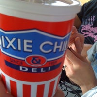 Photo taken at Dixie Chili by Pood B. on 9/3/2011