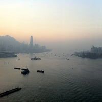 Photo taken at Harbour Grand Hong Kong by Steve on 1/23/2011