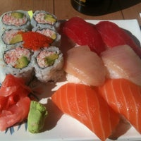 Photo taken at Yoyogi Sushi by fuku876 on 2/23/2012