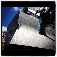 Photo taken at The Cooper Union by Víctor M. on 7/27/2012