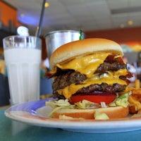 Photo taken at Burger City by Burger J. on 3/30/2011