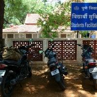 Photo taken at Savitribai Phule Pune University by Luke G. on 5/2/2012