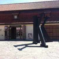 Photo taken at Franz Kafka Museum by Celso F. on 8/14/2012