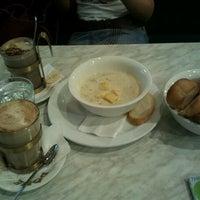 Photo taken at DÔME Café by Darren Y. on 8/13/2011