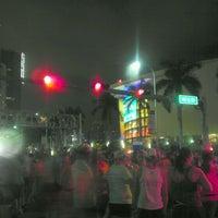 Photo taken at 10th ING Miami Marathon (Full & Half-Marathon) by Luis G. on 1/29/2012
