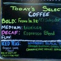 Photo taken at atlanta coffee roasters by Mac G. on 6/26/2012