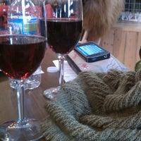 Photo taken at Sandhill Crane Vineyards by Sherry on 1/28/2012